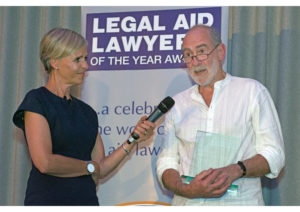 Acceptance speech for the LALY Award in Public Law 2017