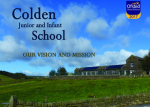 Colden school brochure
